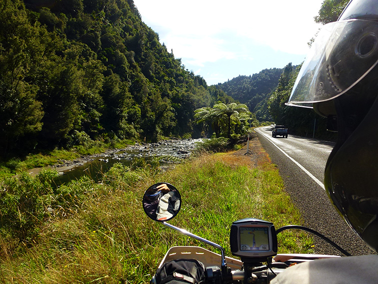 Waioeka River Gorge